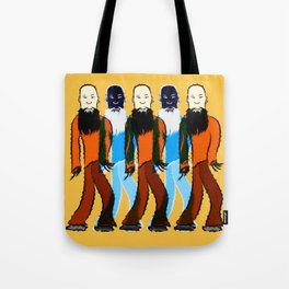 Beard long Tote Bag