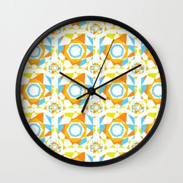 Euphoric Wall Clock
