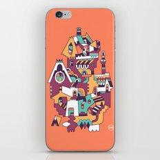 Farrier's Cabin iPhone & iPod Skin