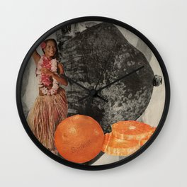 Picture of the Week Wall Clock
