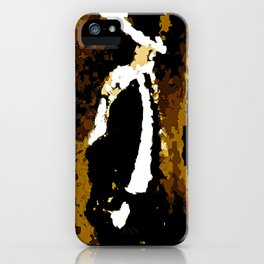 Sing Michael Sing iPhone Case