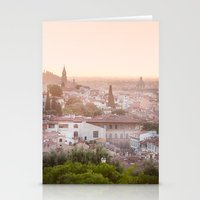 florence Stationery Cards featuring Florence by ocophoto