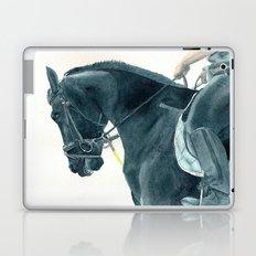 Friesian Horse 2 Laptop & iPad Skin