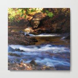 Dreamy River  Metal Print