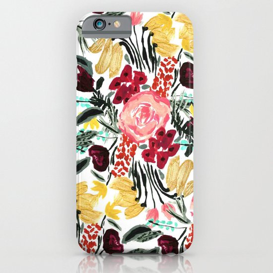 Wild Garden II iPhone & iPod Case