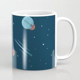 SPACE poster Coffee Mug