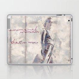Phenomenal Woman Laptop & iPad Skin