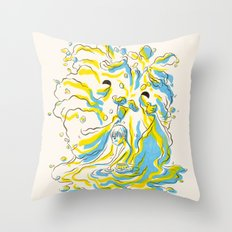 Ondina Throw Pillow