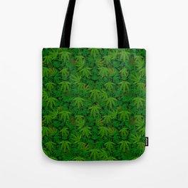Pot Infinity Tile Tote Bag