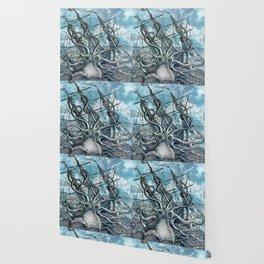 Sea Monster Wallpaper