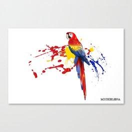 Guacamaya / Macaw Canvas Print
