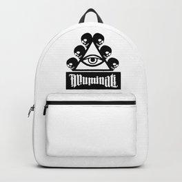 Illuminati logo Backpack