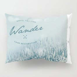 Wander Pillow Sham
