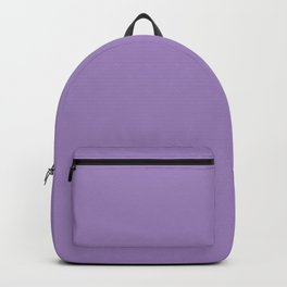Pastel Halfway Purple Backpack