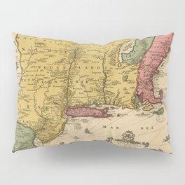 American East Coast 1685 Pillow Sham