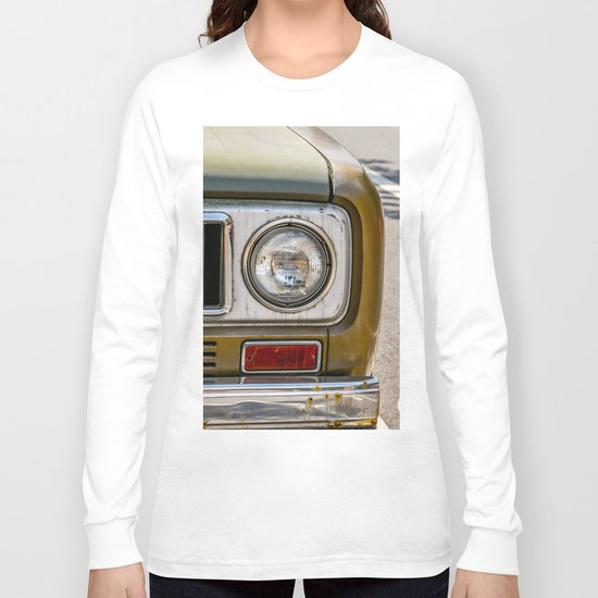 Vintage International Long Sleeve T-shirt