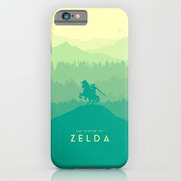 Warrior - The Legend of Zelda iPhone Case