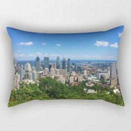 montreal • photography Rectangular Pillow