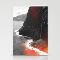 portugal Stationery Cards featuring Madeira Portugal  by Alex Marcano