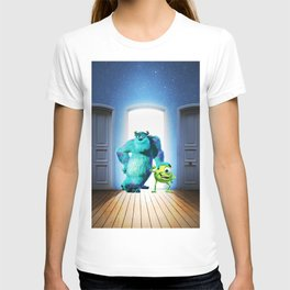 monster inc T-shirt
