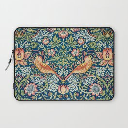 Strawberry Thief by William Morris Laptop Sleeve