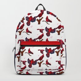 Cardinal Study Backpack