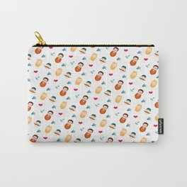 Strange Kind Of Swagger Carry-All Pouch
