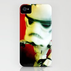 Zombie Stormtrooper Attack iPhone (4, 4s) Slim Case