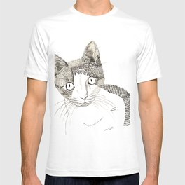 Humphrey the cat T-shirt
