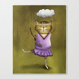 'Olive' Canvas Print