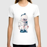 gameboy T-shirts featuring GAMEBOY BOY by Morbix