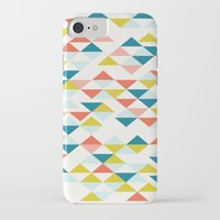 colombia iPhone & iPod Cases featuring Colombia by Menina Lisboa