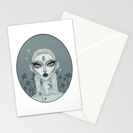 Necromancy Stationery Cards