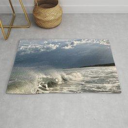 Sea Mare Mar Meer Mer Rug