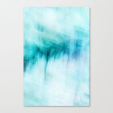 Abstract Waterfall Canvas Print
