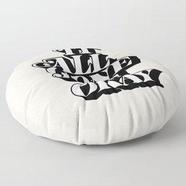 It All Gone Be Okay Floor Pillow