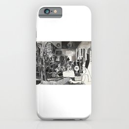 Pablo PIcasso The Maids Of Honor, Las Meninas, after Velázquez, 1957 Artwork Reproduction, Tshirts, iPhone Case