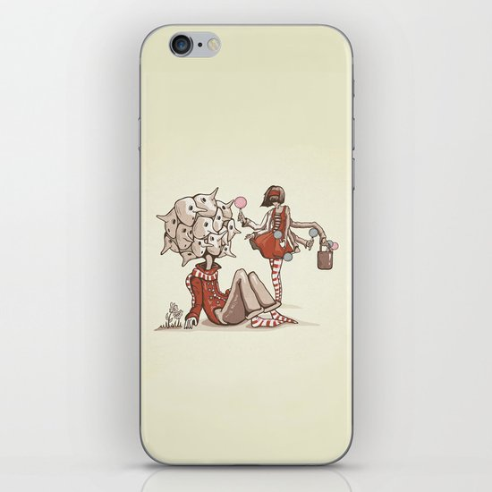 Cheer Up! She Found You iPhone & iPod Skin