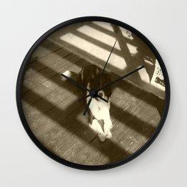 Simba Wall Clock