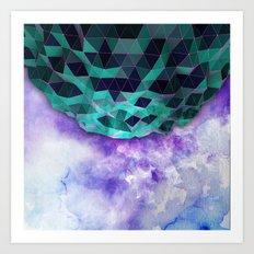 ERTH III Art Print