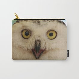 Owl_20180206_by_JAMFoto Carry-All Pouch