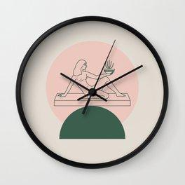 N I L A Wall Clock