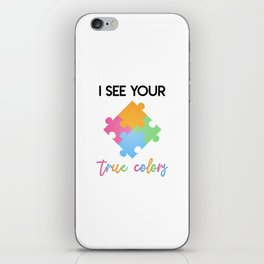 Autism Colors v2.0 iPhone Skin