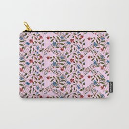 Spring Flowers to Bloom  Carry-All Pouch