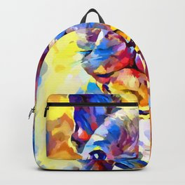 French Bulldog 7 Backpack