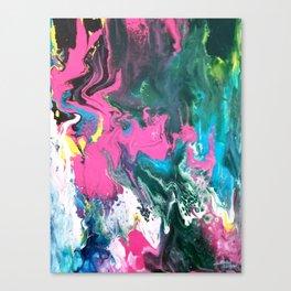Waters edge Canvas Print