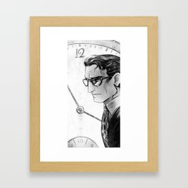 Atticus Finch Framed Art Print