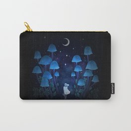 Fungi Forest Carry-All Pouch
