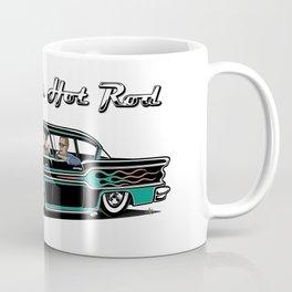 Grandpa's Hot Rod Coffee Mug