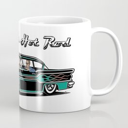 Grandpa's Hot Rod Coffee Mug